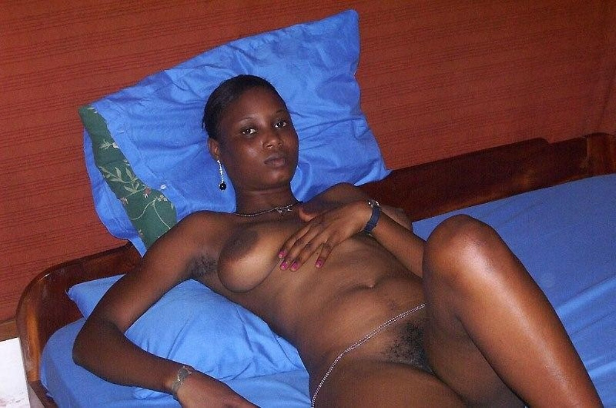 Naked African Girl Native Nude